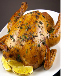 Organic Free Range Roasting Chicken, Natural