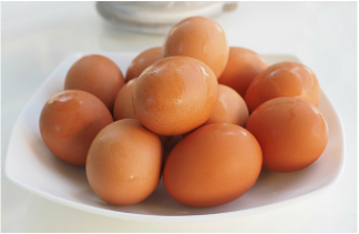 Brown Eggs, Organic, Free Range, Natural