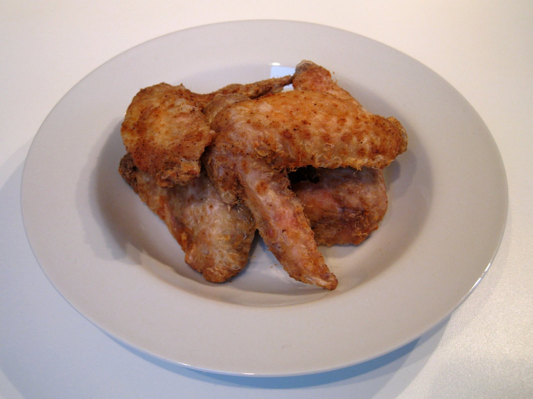 Organic Free Range Chicken Wings